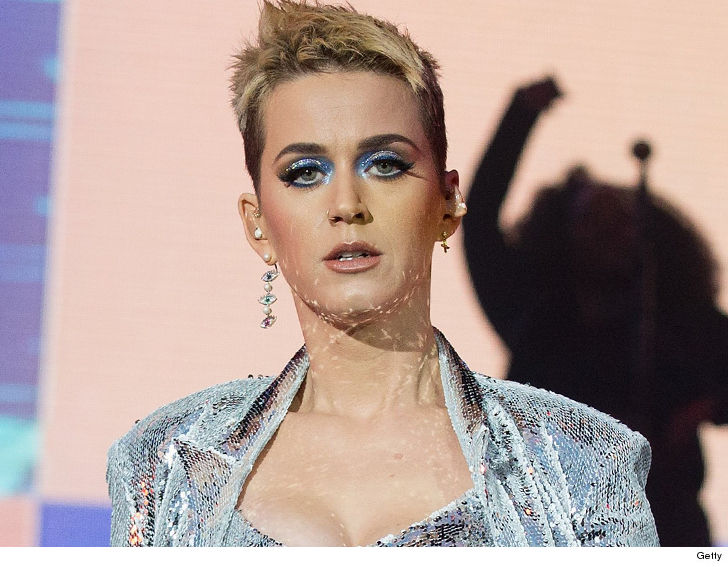 Nun drops dead during Katy Perry lawsuit hearing