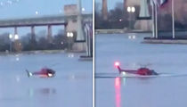 Helicopter Crash in New York City's East River Leaves 5 Dead