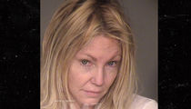 Heather Locklear Pleads Not Guilty for Attacking Cops