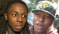 Lil Wayne and Birdman Hug It Out In Miami, But Lawsuit Still On