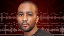 Nick Gordon's 911 Call Shows He Called Cops Himself and Cried Hysterically