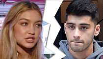Gigi Hadid and Zayn Malik Break Up
