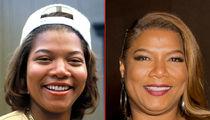 Queen Latifah -- Good Genes or Good Docs?