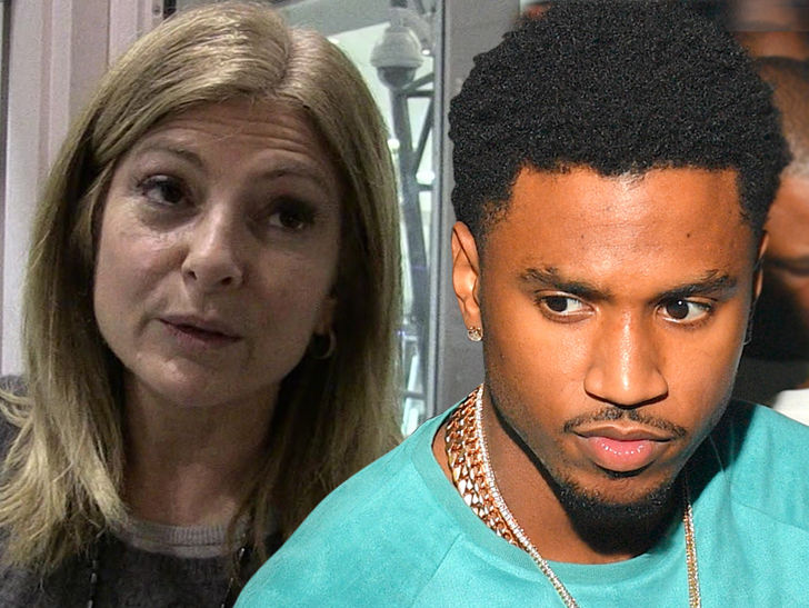 Trey Songz Accuser to Speak About Alleged Beating (LIVE STREAM)