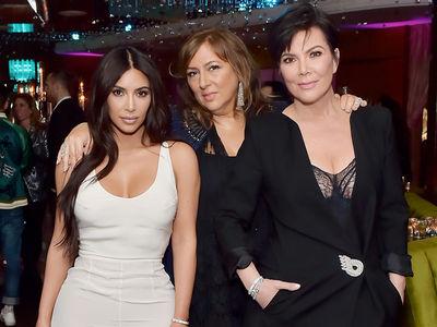 Kim Kardashian & Kris Jenner Headline Lorraine Schwartz's Jewelry Launch Party