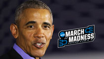 Barack Obama Reveals NCAA Bracket, Picks Michigan State!