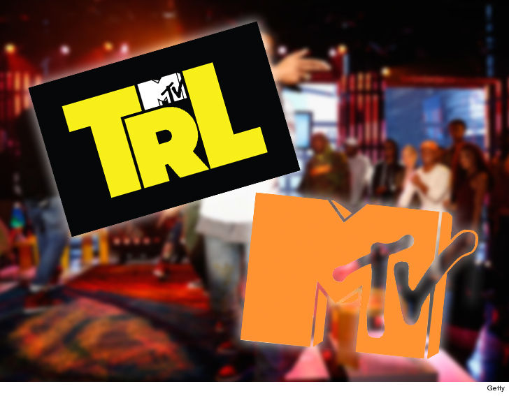 MTV' Says That 'TRL' Is Not Canceled: 'We're Expanding the Franchise'