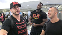 Floyd Mayweather Has Legit Wrestling Skills, Say TMT Bodyguards