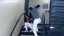 Baseball Player Danry Vasquez Caught Beating Girlfriend On Stadium Surveillance