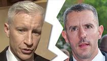 Anderson Cooper Splits With Longtime Boyfriend