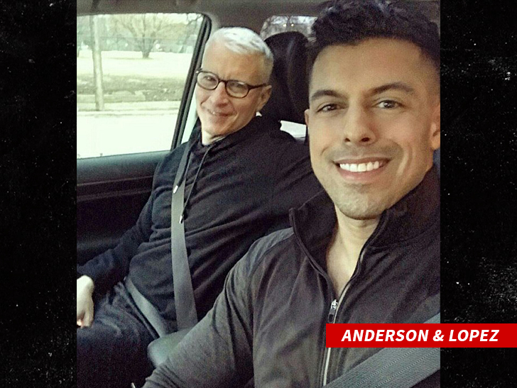 Anderson Cooper Reveals He And Boyfriend Benjamin Maisani Are No Longer Together