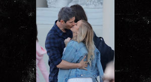 'Bachelor' Arie Luyendyk Jr. Packs on Serious PDA with Fiancee Lauren