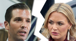 Donald Trump Jr.'s Wife Vanessa Files for Divorce, 'Long Time Coming'