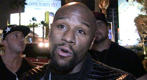 Floyd Mayweather's Applying for MMA License,…