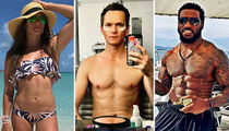 The 17 Hottest Celebrity Patricks ... See The Lucky Looks!