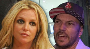 Britney Spears, Kevin Federline is Making Child Support Money Grab