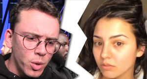 Logic and Wife Split, Divorce Looming