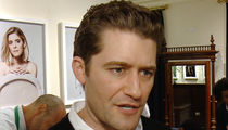 Matthew Morrison Outraged by Dog Abuse on 'Crazy Alien' Set