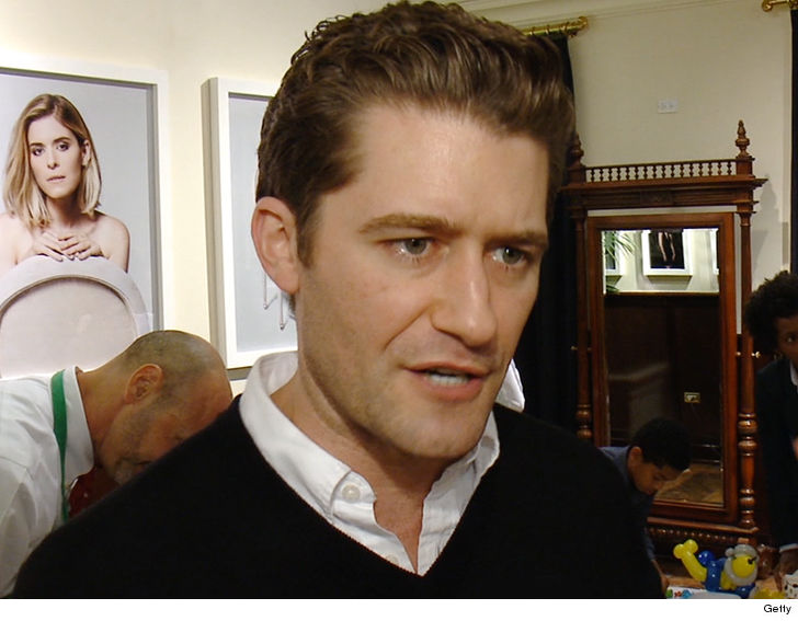 Matthew Morrison's 'heart is broken' over alleged animal abuse on movie set