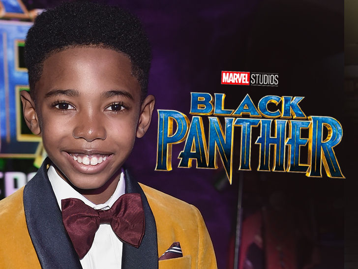 'Black Panther' Actor Banked $1,000 a Day to Play Young Killmonger