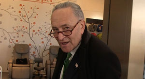Chuck Schumer Says Giants Can Make Super Bowl, If They Keep Eli