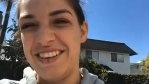 UFC's Mackenzie Dern: My Hype Train's Gonna Steamroll Amanda Cooper, 'Choo Choo!'