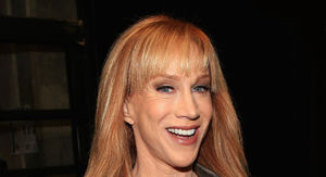 Kathy Griffin Wins Battle with Neighbor
