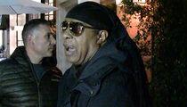 Stevie Wonder Calls BS on Bruno Mars 'Uptown Funk' Critics