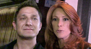 Angie Everhart's Husband Says He'll Pay Spousal Support