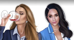 Kate Middleton, Meghan Markle Getting The Royal Emoji Treatment