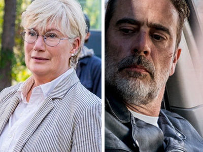 Fans Have a Theory About New 'Walking Dead' Character & More Moments We NEED to Talk About!