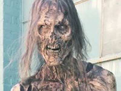 Yes, There Was a Totally Nude Zombie on 'The Walking Dead' -- Get a Better Look Here!