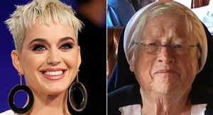 Katy Perry legal battle has left me broke, nun says