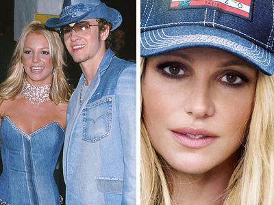 Britney Upgrades All-Denim Look, Rocks Jean UNDERWEAR & Not Much Else In HOT Fashion Campaign