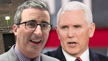 John Oliver's Gay Bunny Book Troll of Mike Pence Is Now a Best Seller