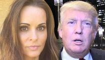 Former Playboy Playmate Karen McDougal Sues to Speak on Alleged Trump Affair