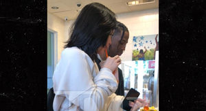 Kylie Jenner & Travis Scott Grab Jamba Juice Together without Stormi