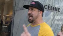 Joey Fatone Says 'NSYNC Would Destroy Backstreet Boys in Basketball