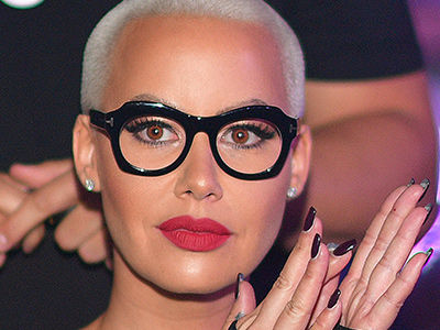 See How Amber Rose CLAPPED BACK at Trolls Shaming Her Son's Love of Taylor Swift
