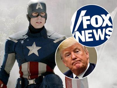 Wait'll You See Why Chris Evans SLAMMED 'Fox News and Its Goblin Army' on Social Media