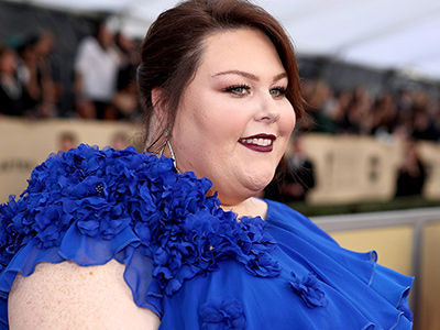 Chrissy Metz Says Her Stepfather Used to BEAT Her: 'My Body Seemed to Offend Him'