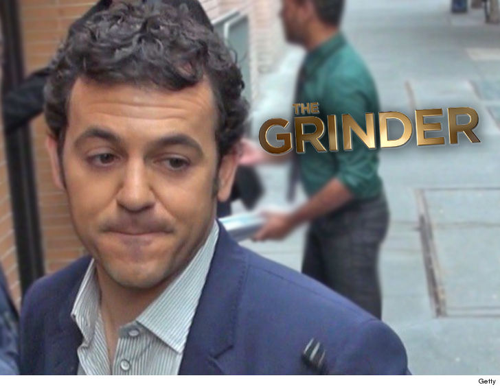 Fred Savage Accused of Physical Harassment on The Grinder Set