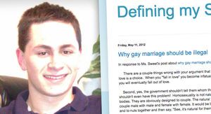 Austin Bomber Mark Conditt Railed on Homosexuality, Abortion