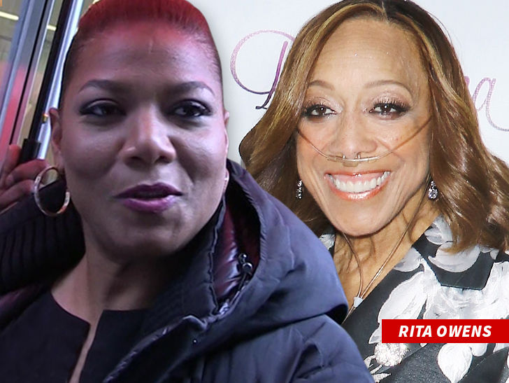 Queen Latifah's Mom Dies After Struggle with Heart ...