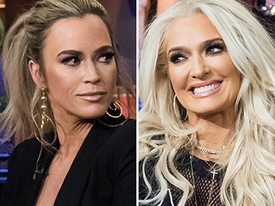 Teddi Mellencamp CALLS OUT Erika Girardi For Liking This SHADY Tweet About Her