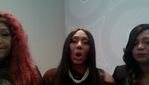 Tamar Braxton's Sisters Say They'll Keep Talking About Her Ex, Vincent Herbert
