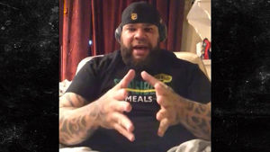 Impact Wrestling's Tyrus Says Schools Need Armed Guards & Metal Detectors To Stop Shootings