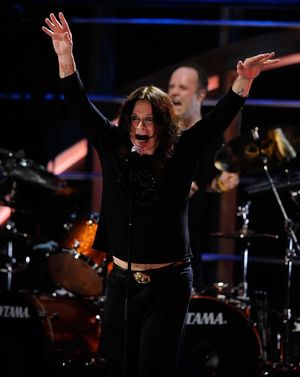 Ozzy Osbourne Performance Photos