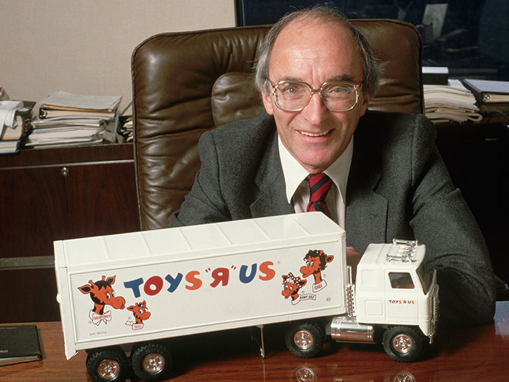 Toys 'R' Us Founder Charles Lazarus Dead at 94