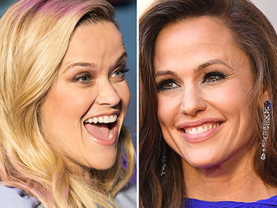 Jennifer Garner Goes FULL BAND GEEK to Wish Reese Witherspoon a Happy Birthday